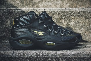 """Reebok Question """"New Year's Eve"""""""