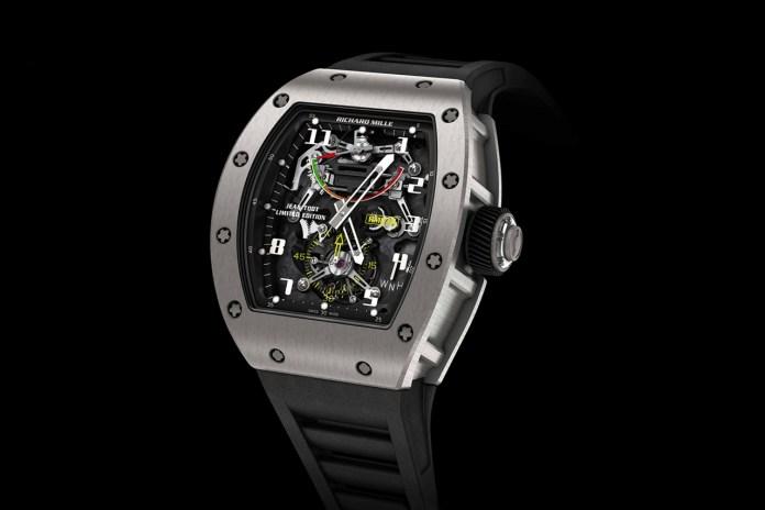 Richard Mille RM036 Tourbillon G-Sensor Limited Edition Jean Todt