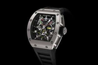 Richard Mille RM036 Tourbillon G-Sensor Limited Edition Jean Todt