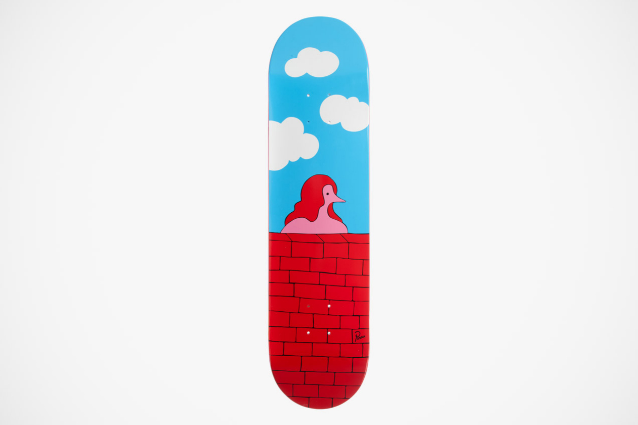 Rockwell by Parra 2012 Fall/Winter Skate Deck