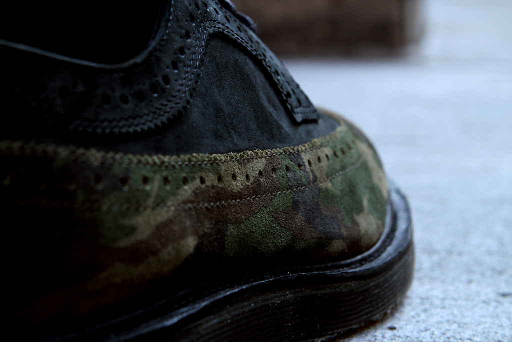 ronnie fieg x dr martens 2012 fall winter capsule collection part 2