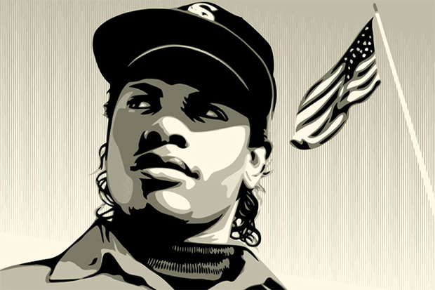 Shepard Fairey and Mike Miller Discuss Their Eazy-E Project