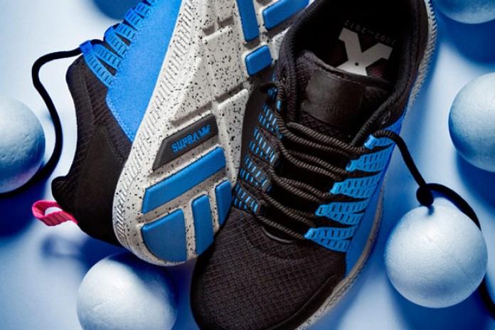 """Sneaker Freaker x SUPRA Owen """"BlueBalls"""""""