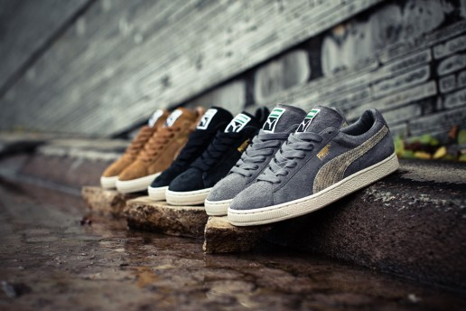 Solebox x PUMA 2012 Holiday States Pack