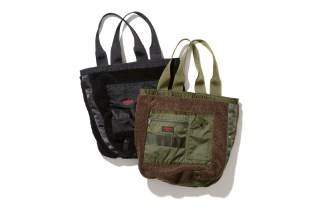 SOPHNET. x BRIEFING N-1 TOTE BAG