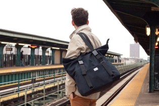 SSCY's Tack Bag is Their Take on a Convertible Backpack-Totebag
