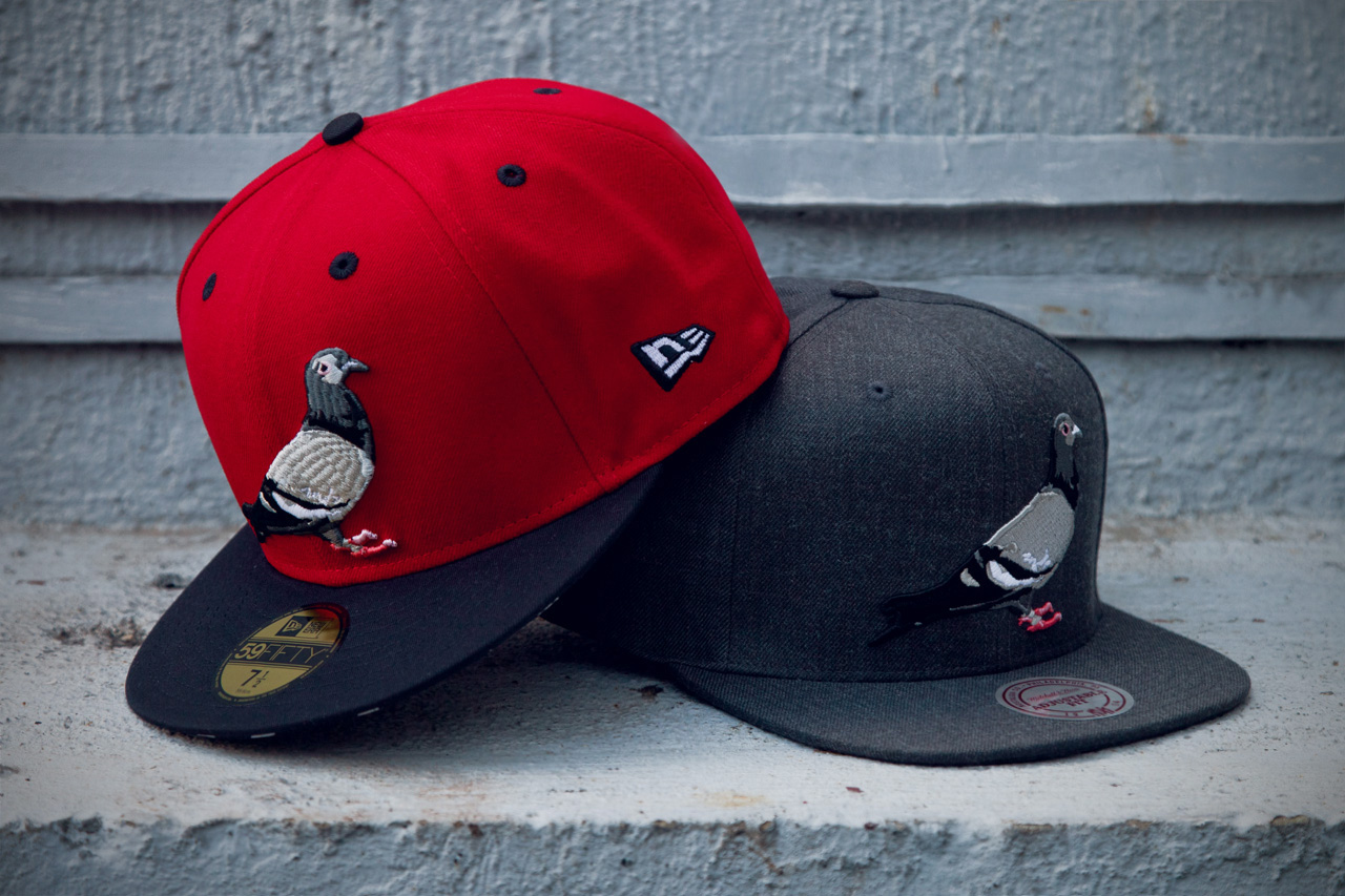 Staple x Mitchell & Ness 2012 Headwear Collection