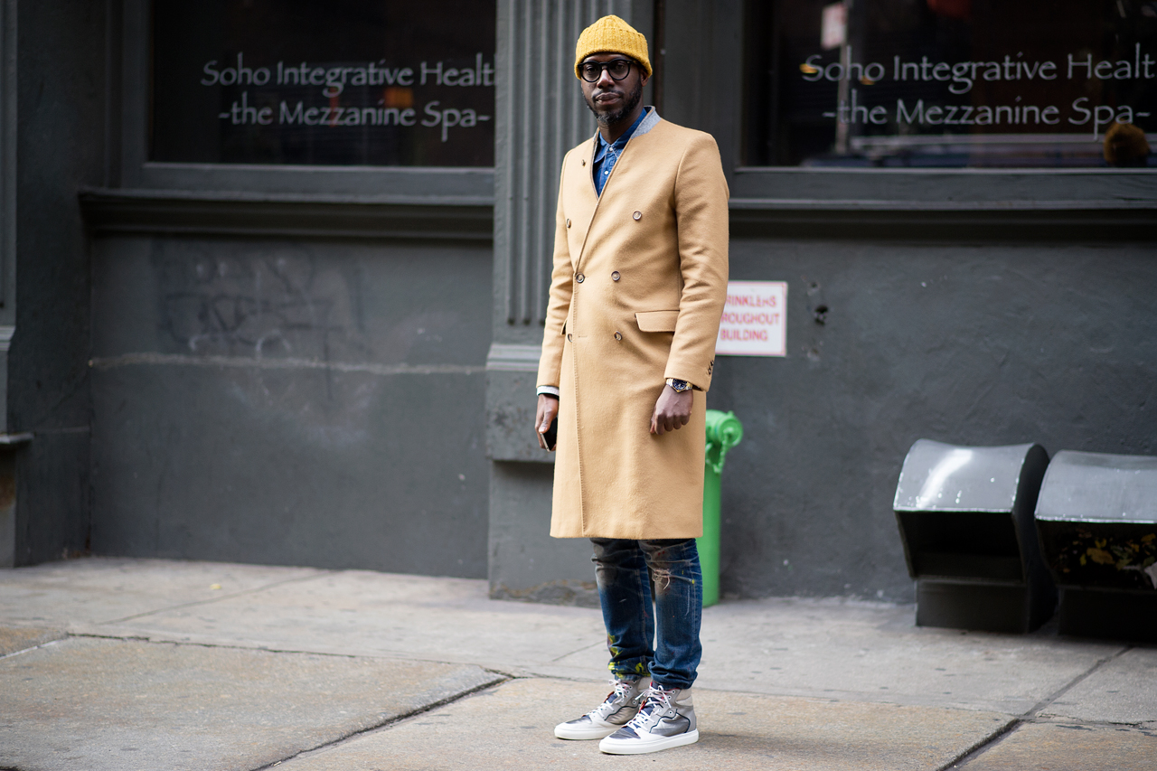 Streetsnaps: Marcus Paul