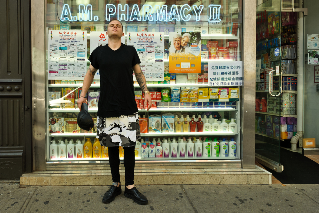 Streetsnaps: Matthew Williams