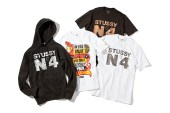 Stussy Japan 2013 New Year Snake Collection