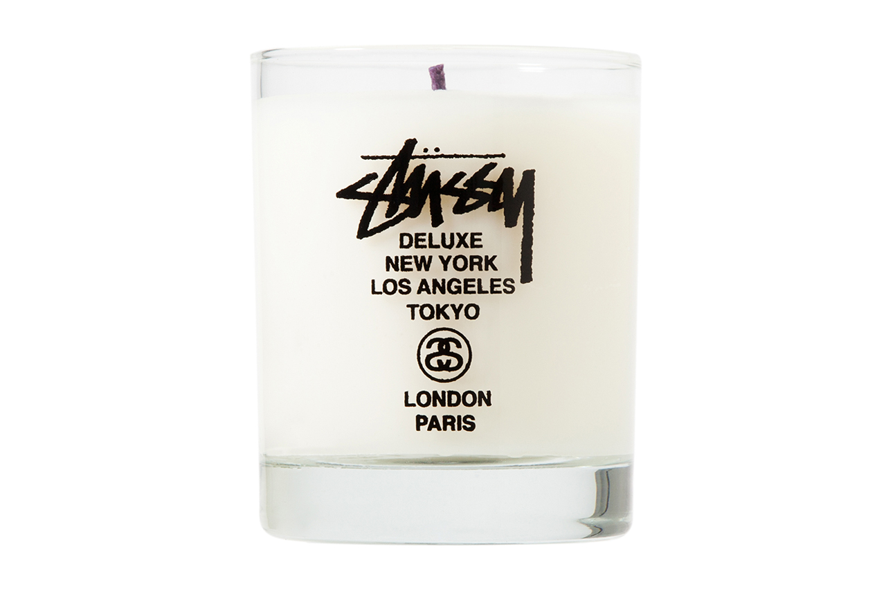 Stussy x Baxter of California 2012 Fig Leaves Candle