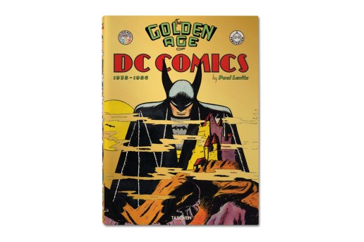 TASCHEN Chronicles the Golden Age of DC Comics