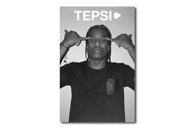 TEPSIC Magazine Issue No. 2 featuring A$AP Rocky