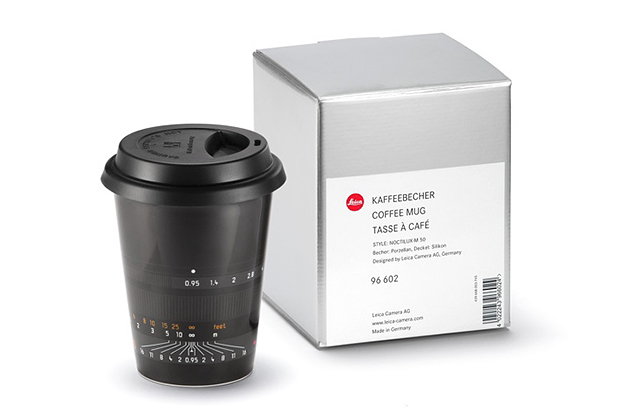 the most affordable way to own a leica is through these coffee cups