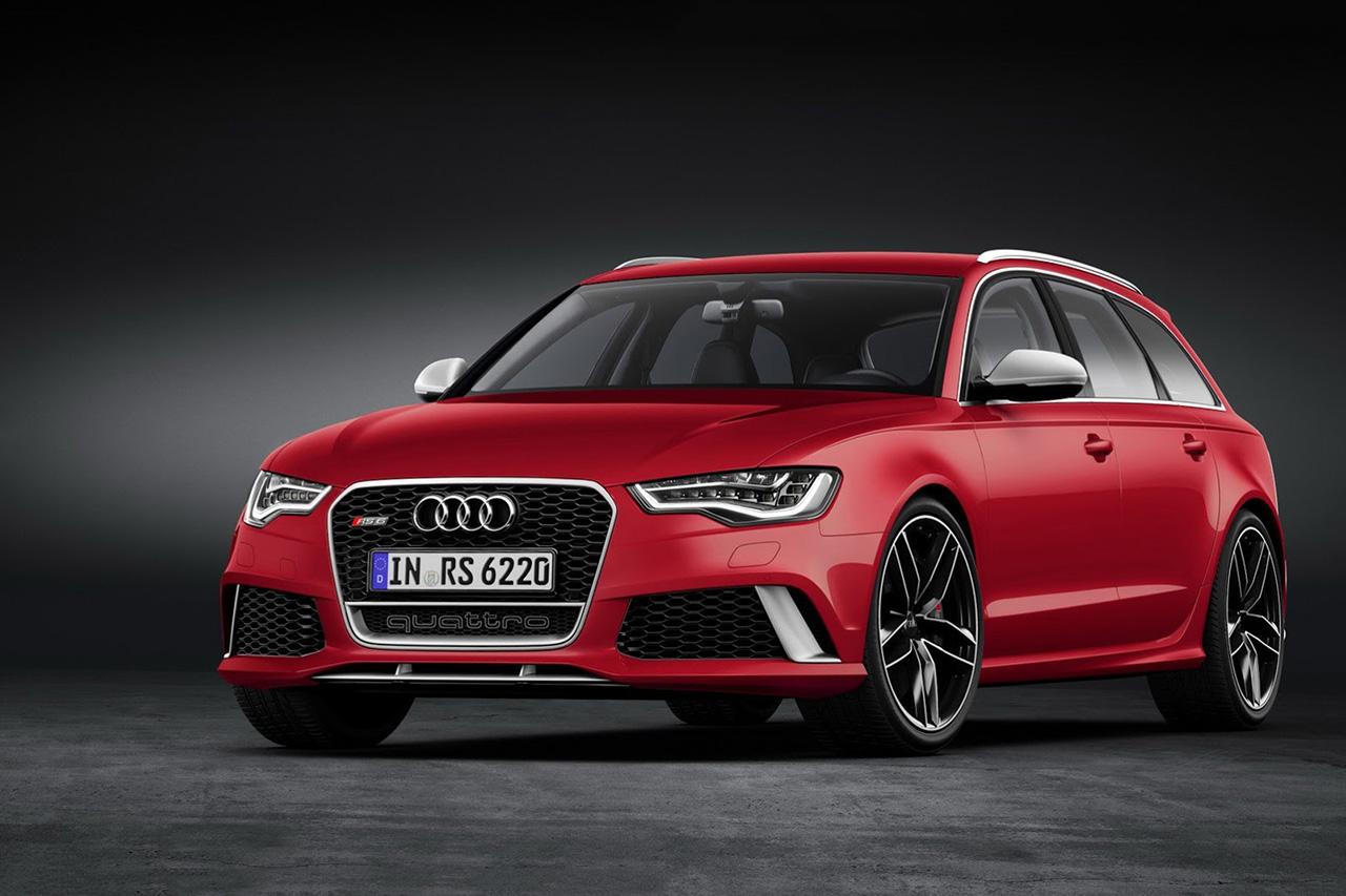 The New Audi RS6 Avant