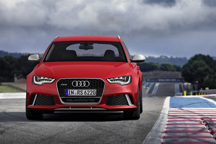 The New Audi RS6 Avant