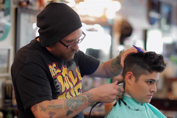 The New Wave of Barbershops in Los Angeles