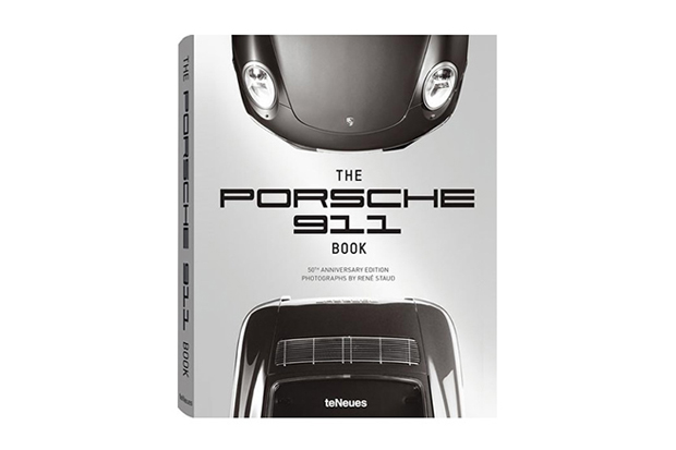 The Porsche 911 Book: 50th Anniversary Edition
