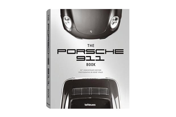 The Porsche 911 Book: 50th Anniversary Edition