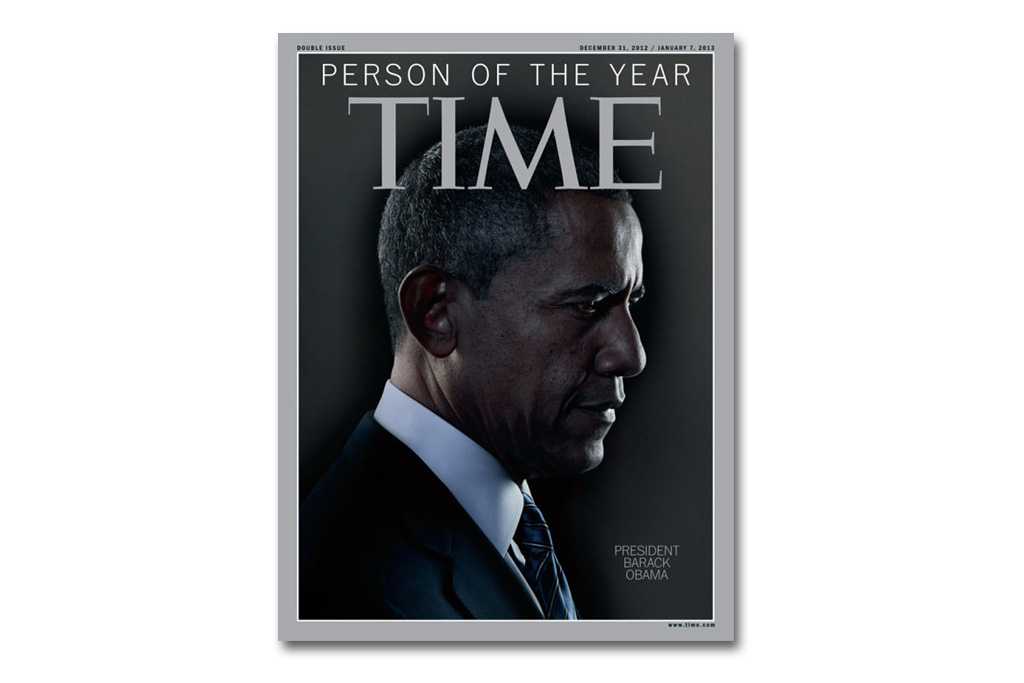 TIME Names President Barack Obama Their Person of the Year