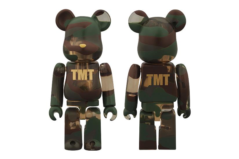 TMT x Medicom Toy Bearbrick