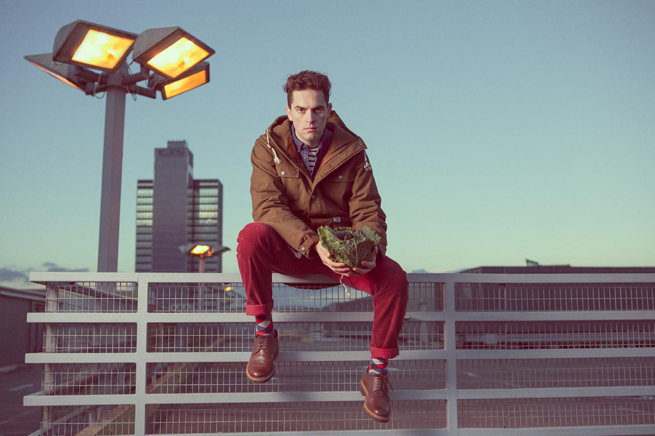 "Togs + Clogs 2012 Holiday ""The Forager"" Lookbook"