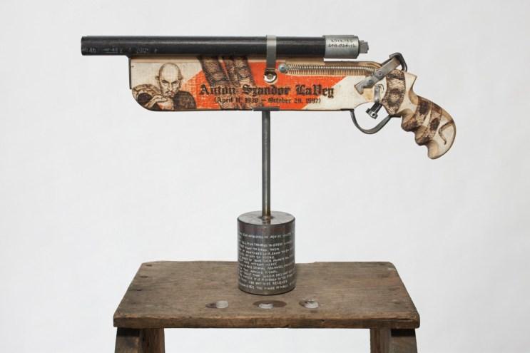 "Tom Sachs ""Nautical challenge and other voodoo"" Exhibition @ Baldwin Gallery"