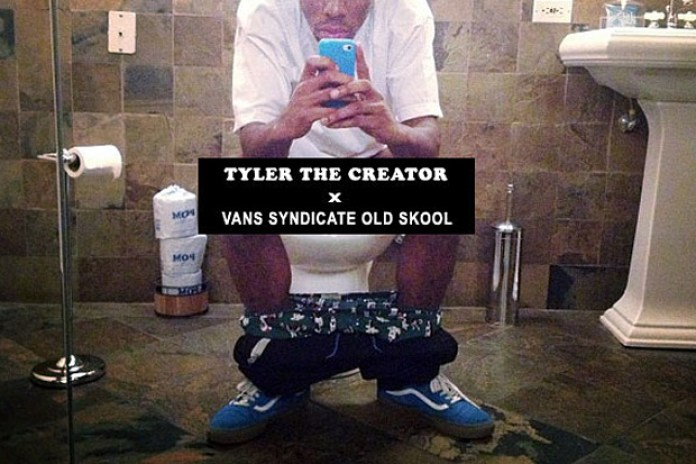 Tyler, the Creator x Vans Syndicate Old Skool Preview