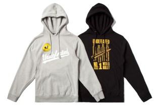 UNDFTD 2012 Fall/Winter Fleece New Releases
