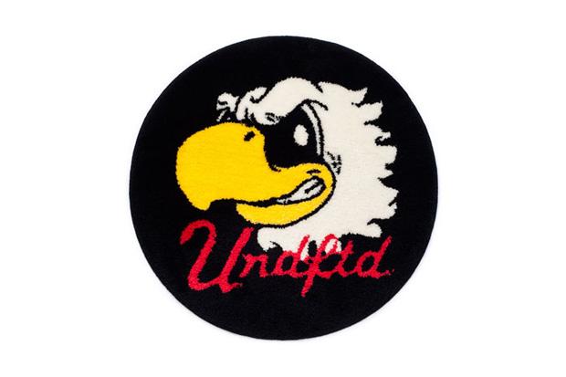 UNDFTD x Gallery 1950 Mascot Eagle Rug