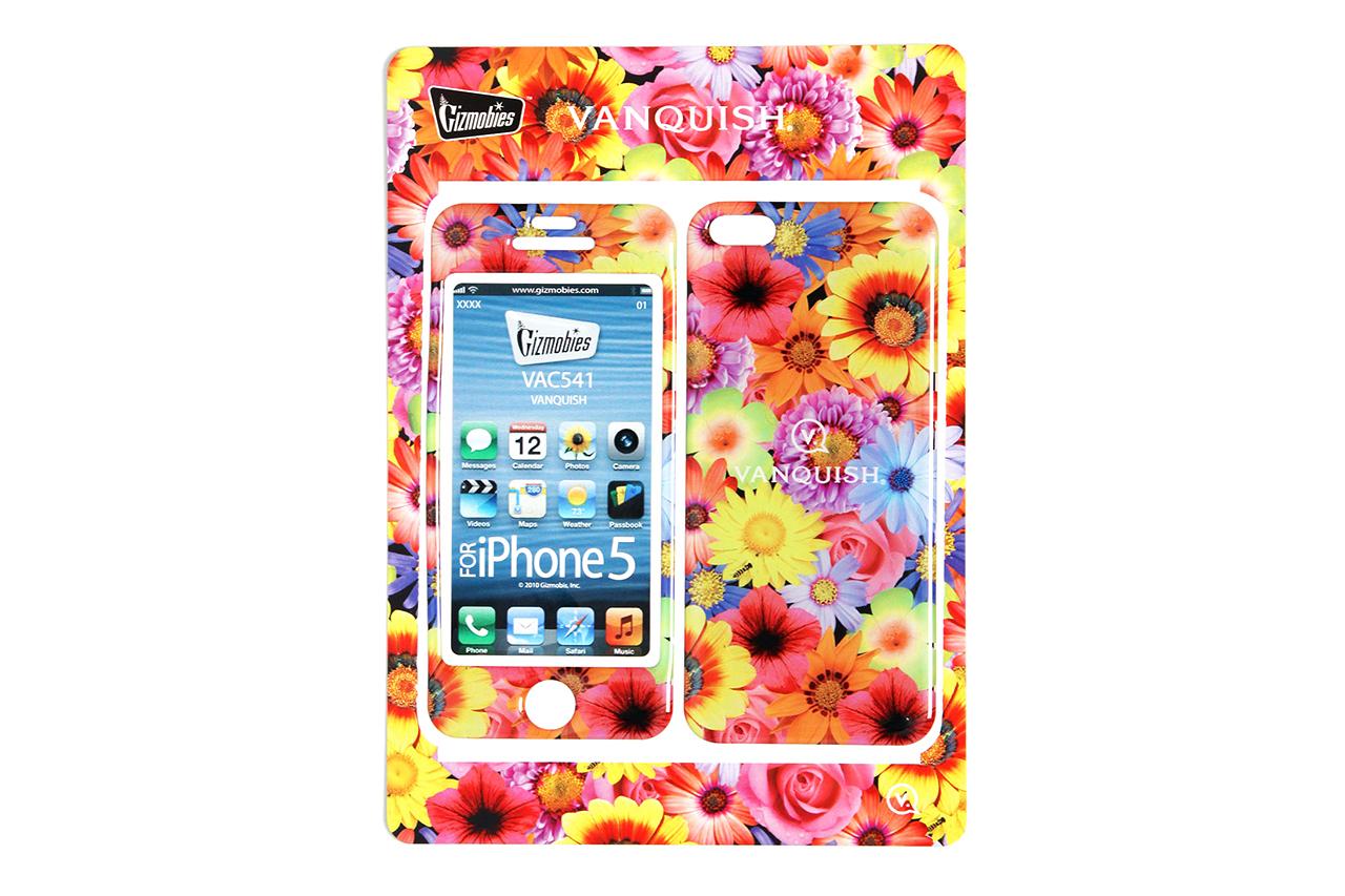 VANQUISH x Gizmobies 2013 Spring/Summer iPhone 5 Protector