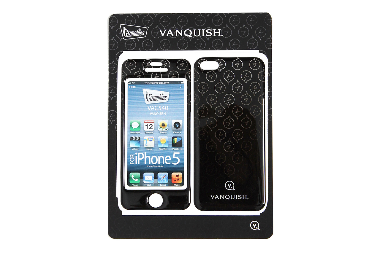 vanquish x gizmobies 2013 spring summer iphone 5 protector