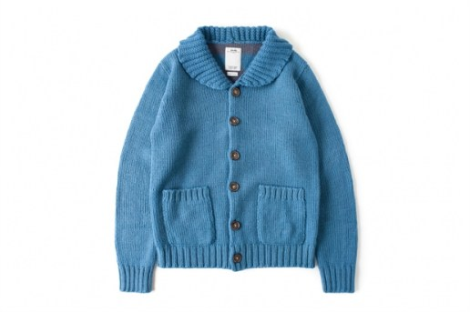 visvim 2012 Fall/Winter STURGIS SWEATER