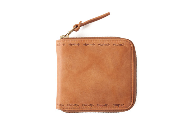 visvim 2012 Fall/Winter VEGGIE BI-FOLD