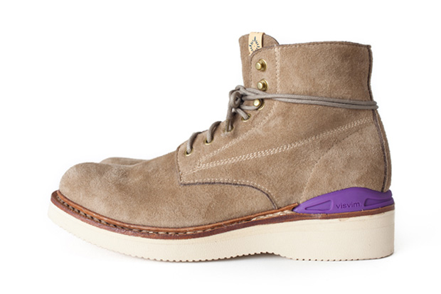 visvim 2012 Fall/Winter VIRGIL BOOTS-FOLK