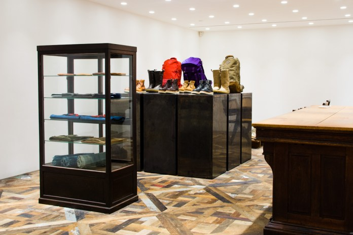 A Look Into visvim's New F.I.L. Peninsula