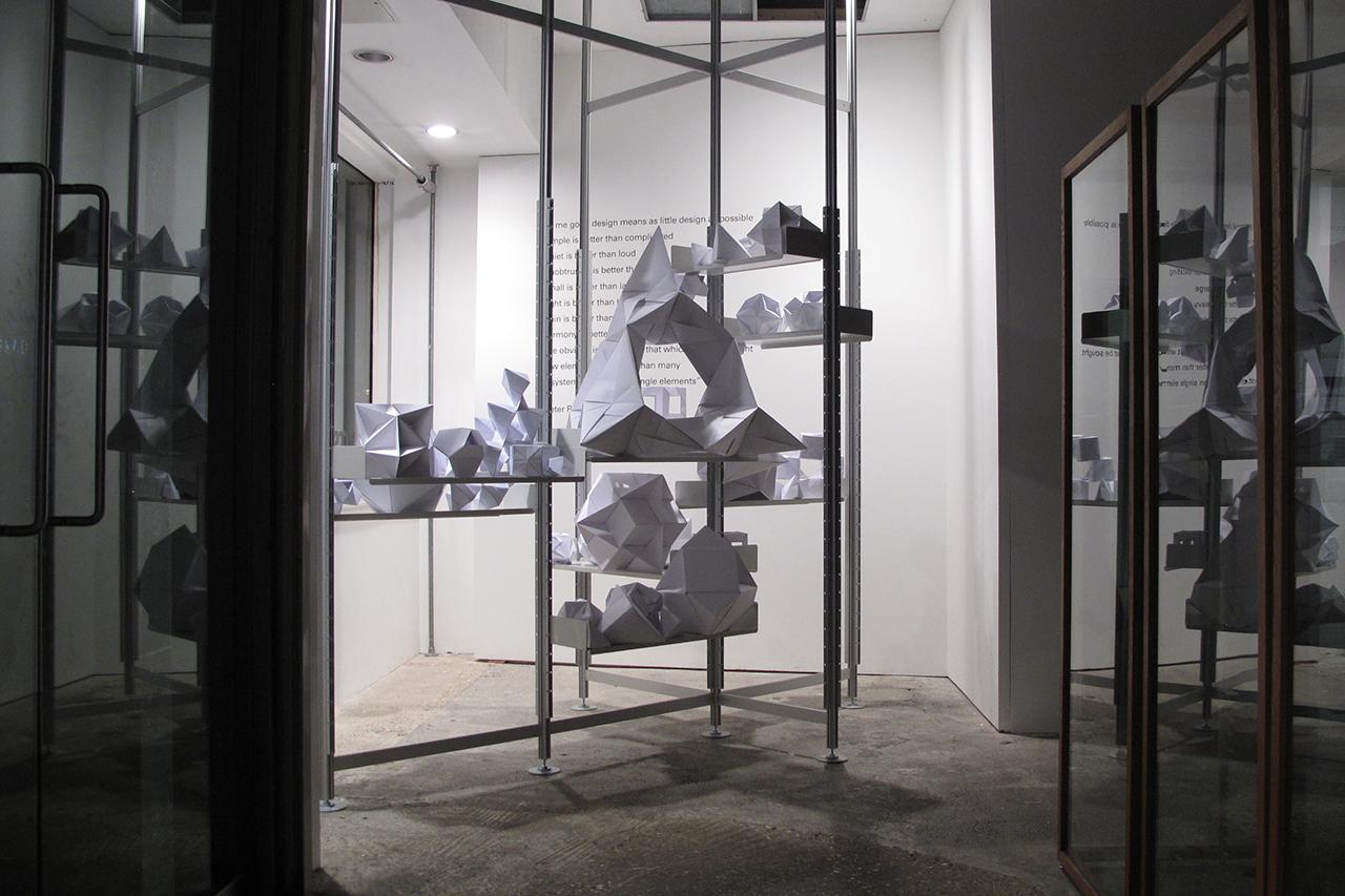 Vitsoe Takes Inspiration from Dieter Rams for Installation @ Dover Street Market
