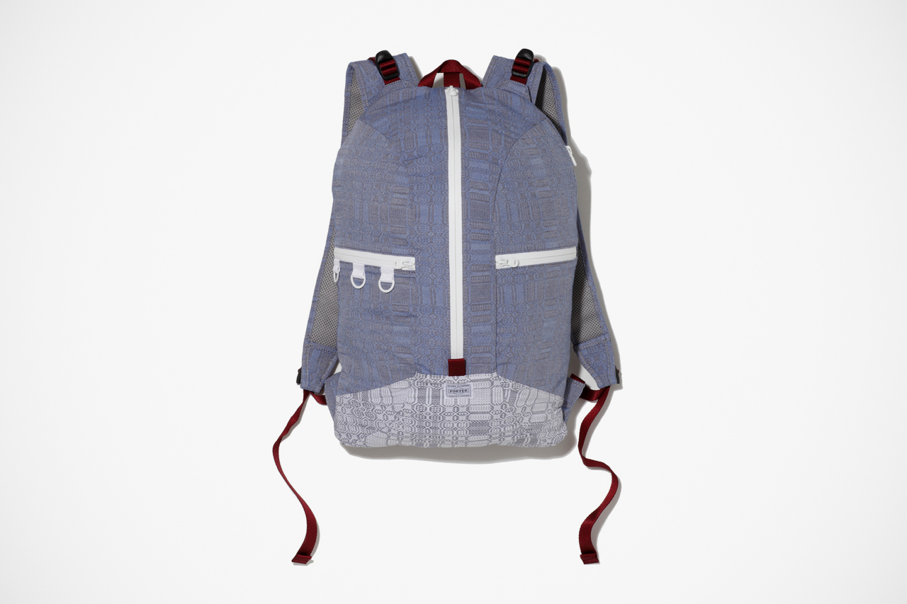 white mountaineering x porter 2013 spring summer collection