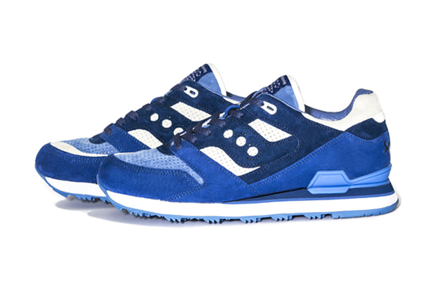 White Mountaineering x Saucony 2013 Spring/Summer Courageous