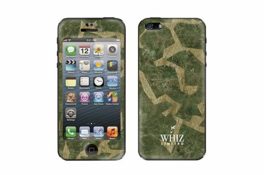 WHIZ x Gizmobies iPhone 5 CAMO Protector