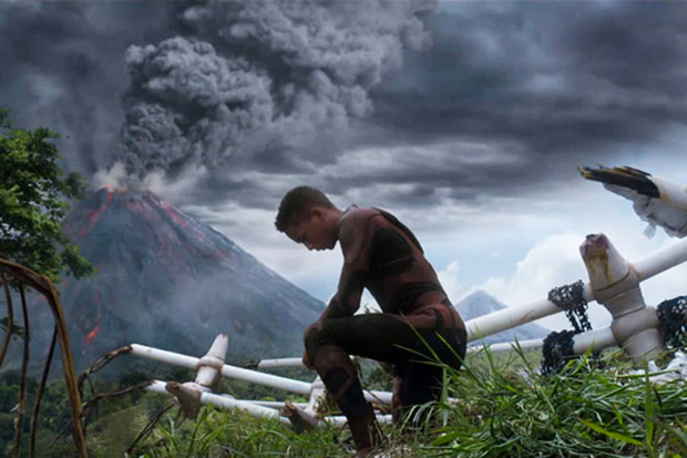 Will Smith and Son Premiere After Earth Trailer