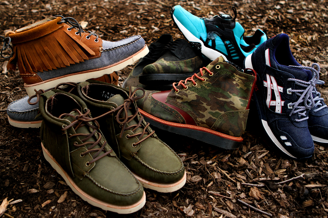 Winner Announcement! Win a $1000 USD Gift Pack from Ronnie Fieg and Kith!