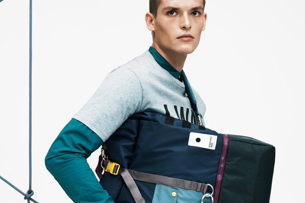 Wood Wood x EASTPAK 2013 Spring/Summer Lookbook