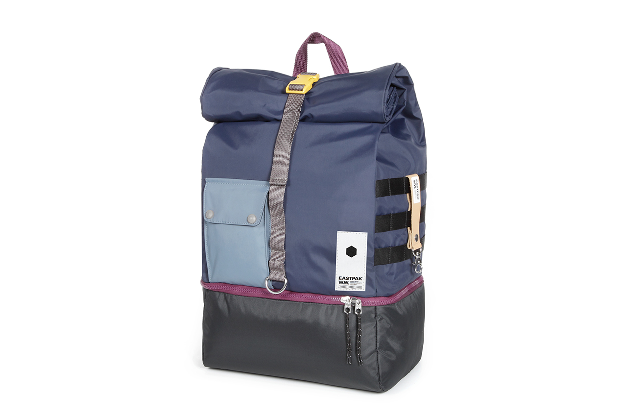 wood wood x eastpak 2012 holiday modulation collection