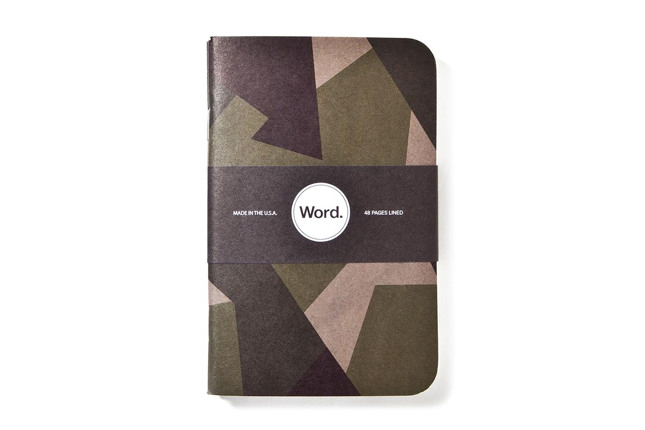 Word. Pocket Notebooks