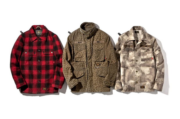 WTAPS 2013 Spring Collection Preview