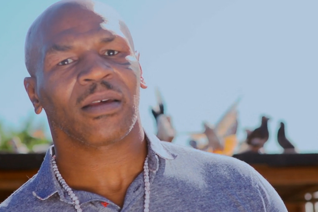 1-2-1 with jeffstaple featuring Mike Tyson Part 4
