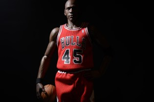 1/6 Limited edition Real Masterpiece: Michael Jordan (Series 1 I'M BACK!) by ENTERBAY