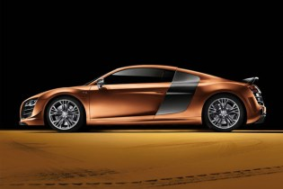2013 Audi R8 China Limited Edition