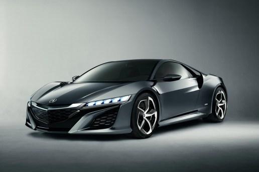 2015 Acura NSX Concept